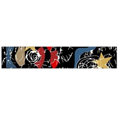 Confusion Flano Scarf (Large)