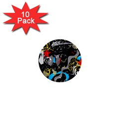 Confusion 2 1  Mini Buttons (10 pack)