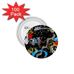 Confusion 2 1.75  Buttons (100 pack)