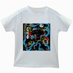 Confusion 2 Kids White T-Shirts