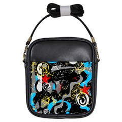 Confusion 2 Girls Sling Bags