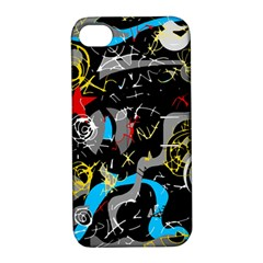Confusion 2 Apple iPhone 4/4S Hardshell Case with Stand