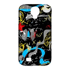 Confusion 2 Samsung Galaxy S4 Classic Hardshell Case (PC+Silicone)