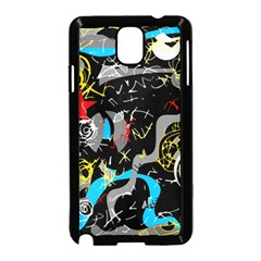 Confusion 2 Samsung Galaxy Note 3 Neo Hardshell Case (Black)