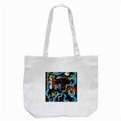 Confusion 2 Tote Bag (White)