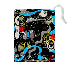 Confusion 2 Drawstring Pouches (Extra Large)