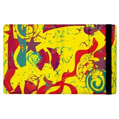 Yellow confusion Apple iPad 3/4 Flip Case