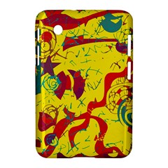 Yellow confusion Samsung Galaxy Tab 2 (7 ) P3100 Hardshell Case