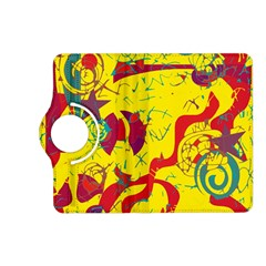 Yellow confusion Kindle Fire HD (2013) Flip 360 Case