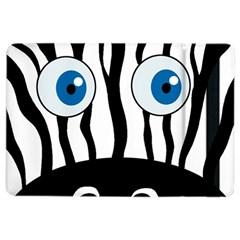 Blue eye zebra iPad Air 2 Flip