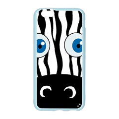 Blue eye zebra Apple Seamless iPhone 6/6S Case (Color)
