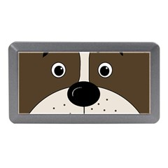 Bulldog face Memory Card Reader (Mini)