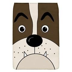 Bulldog face Flap Covers (S)