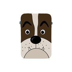 Bulldog face Apple iPad Mini Protective Soft Cases