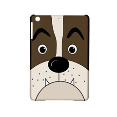 Bulldog face iPad Mini 2 Hardshell Cases