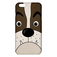 Bulldog face iPhone 6 Plus/6S Plus TPU Case