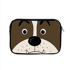 Bulldog face Apple MacBook Pro 15  Zipper Case
