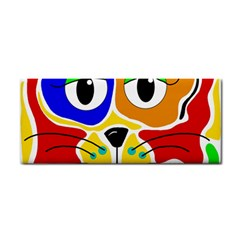 Colorful cat Cosmetic Storage Cases