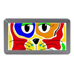Colorful cat Memory Card Reader (Mini)