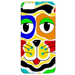 Colorful cat Apple iPhone 5 Classic Hardshell Case