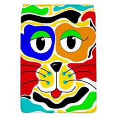 Colorful cat Flap Covers (L)