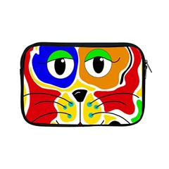 Colorful cat Apple iPad Mini Zipper Cases