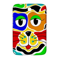 Colorful cat Samsung Galaxy Note 8.0 N5100 Hardshell Case