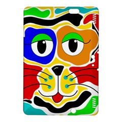 Colorful cat Kindle Fire HDX 8.9  Hardshell Case