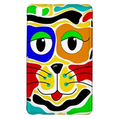 Colorful cat Samsung Galaxy Tab Pro 8.4 Hardshell Case