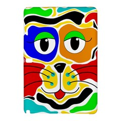 Colorful cat Samsung Galaxy Tab Pro 12.2 Hardshell Case