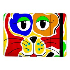 Colorful cat Samsung Galaxy Tab Pro 10.1  Flip Case