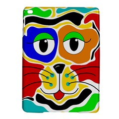 Colorful cat iPad Air 2 Hardshell Cases