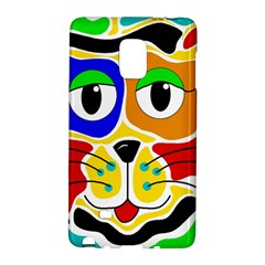 Colorful cat Galaxy Note Edge