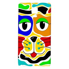 Colorful cat Galaxy Note 4 Back Case