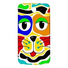 Colorful Cat Samsung Galaxy Mega I9200 Hardshell Back Case