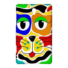 Colorful cat Samsung Galaxy Tab S (8.4 ) Hardshell Case