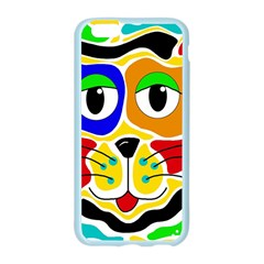 Colorful cat Apple Seamless iPhone 6/6S Case (Color)