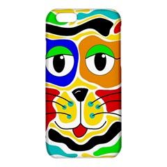 Colorful cat iPhone 6/6S TPU Case
