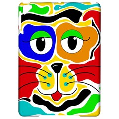 Colorful cat Apple iPad Pro 9.7   Hardshell Case