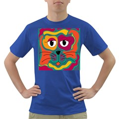 Colorful cat 2  Dark T-Shirt
