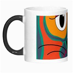 Colorful cat 2  Morph Mugs