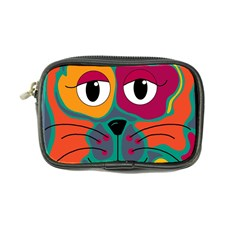 Colorful cat 2  Coin Purse