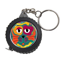Colorful cat 2  Measuring Tapes