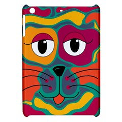 Colorful cat 2  Apple iPad Mini Hardshell Case