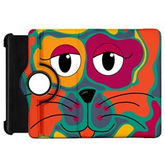 Colorful cat 2  Kindle Fire HD 7