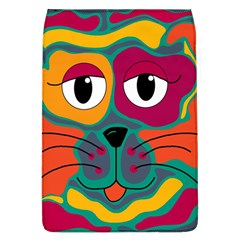 Colorful cat 2  Flap Covers (L)