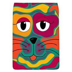 Colorful cat 2  Flap Covers (S)