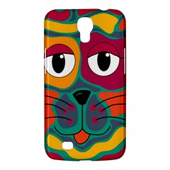 Colorful cat 2  Samsung Galaxy Mega 6.3  I9200 Hardshell Case