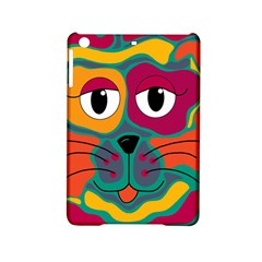 Colorful cat 2  iPad Mini 2 Hardshell Cases