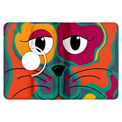 Colorful cat 2  Kindle Fire HDX Flip 360 Case